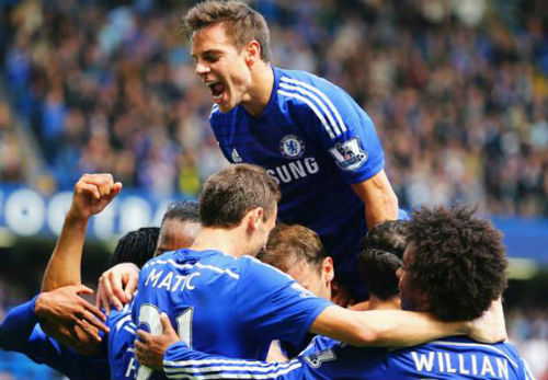 Chelsea - Crystal Palace: Vinh quang xứng đáng - 1