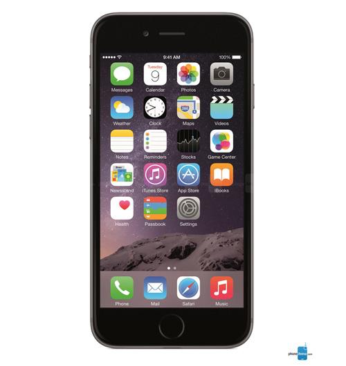 Chấm điểm 10 mẫu iPhone tự cổ chí kim của Apple - 9