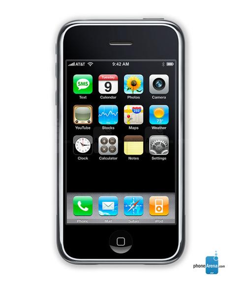 Chấm điểm 10 mẫu iPhone tự cổ chí kim của Apple - 5
