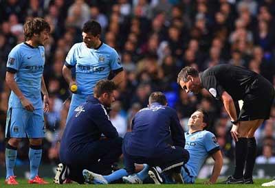 "TRỰC TIẾP Tottenham - Man City: Joe Hart ""lên đồng"" (KT) - 5"