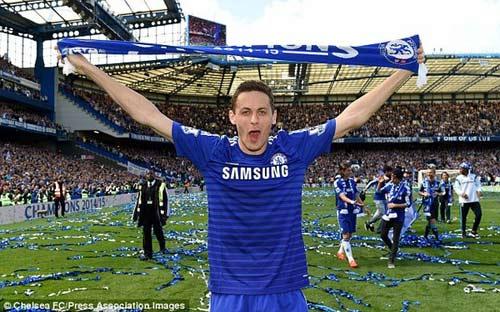 """Chùm ảnh Chelsea """"nổ tung"""" ăn mừng chức vô địch - 6"""