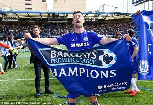 """Chùm ảnh Chelsea """"nổ tung"""" ăn mừng chức vô địch - 7"""