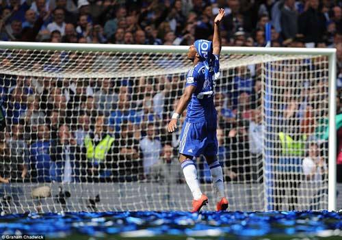 """Chùm ảnh Chelsea """"nổ tung"""" ăn mừng chức vô địch - 8"""