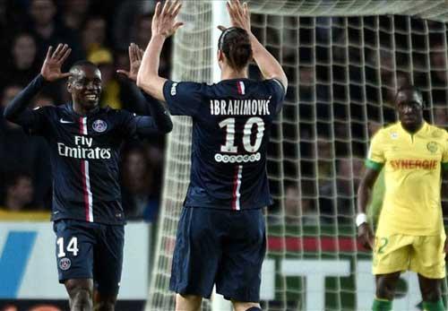 Nantes – PSG: Giải quyết nhanh gọn - 1