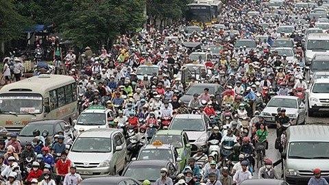 TP.HCM loay hoay thu phí đường bộ xe máy - 1