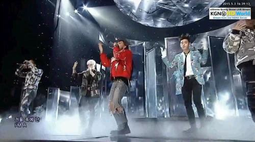 """Big Bang """"náo loạn"""" sân khấu trong buổi diễn tái xuất - 1"""