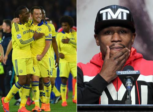 Chelsea: Nhà vô địch theo phong cách Mayweather - 1