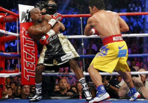 Mayweather để ngỏ khả năng tái đấu Pacquiao - 2