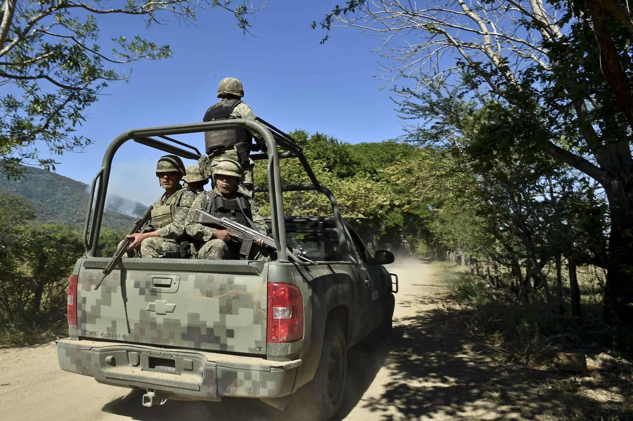 Mexico: Băng đảng mới nổi gây chiến với cả quân đội - 1