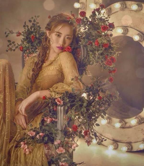"""Vẻ đẹp cuốn hút của """"mỹ nữ học đường"""" TQ - 4"""