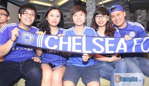 """Chelsea lên đỉnh, fan Việt """"tâm phục khẩu phục"""" - 1"""