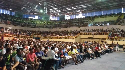 Cả nước Philippines vẫn đón Pacquiao như người hùng - 1