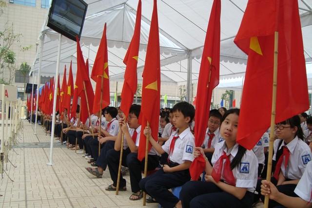 """Xét tuyển vào lớp 6 tại Hà Nội: Lo phát sinh nạn """"làm đẹp"""" học bạ - 1"""