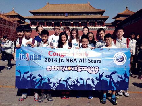 Tiếp cận bóng rổ quốc tế cùng Jr. NBA và Dutch Lady - 5