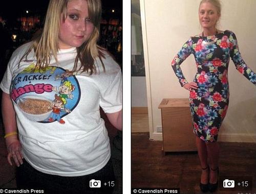 Cô gái nặng 116kg lột xác trở thành hot girl - 3