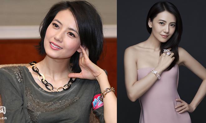 Cao Viên Viên là một trong những đại mỹ nhân của làng giải trí Hoa ngữ, dù nhiều người phản đối vì cô chưa có tác phẩm điện ảnh để đời nhưng vẻ đẹp hút hồn của cô là điều không phải bàn. Ở cô phảng phất nét đẹp cổ điển của các nữ diễn viên thế hệ vàng Cbiz thập niên những năm 70 - 80.