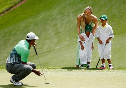 Tiger Woods đứt duyên mỹ nhân trượt tuyết - 2