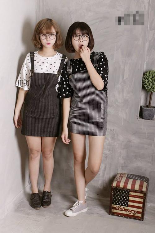 """Thị trường hè 2015: Quần, váy yếm vẫn là """"đặc sản"""" - 11"""