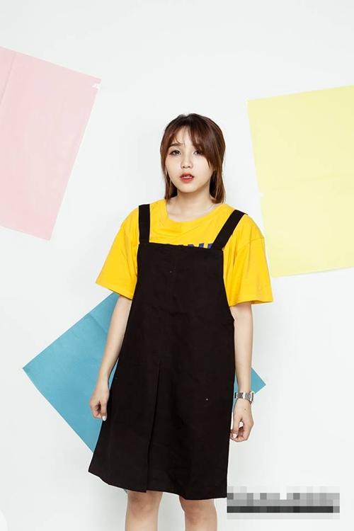 """Thị trường hè 2015: Quần, váy yếm vẫn là """"đặc sản"""" - 15"""