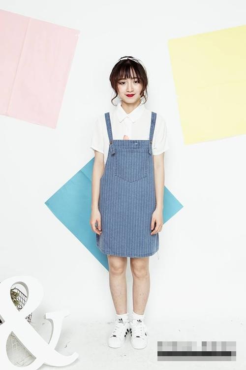 """Thị trường hè 2015: Quần, váy yếm vẫn là """"đặc sản"""" - 14"""