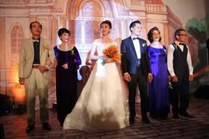 Hé lộ gia thế khủng của đại gia chồng Ngân Khánh