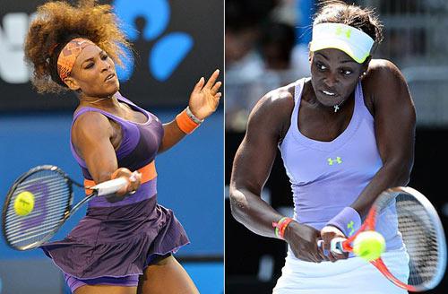 Serena - Stephens: Kịch bản đối lập (V2 Madrid Open) - 1