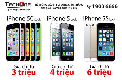 iPhone khóa mạng giảm giá sốc 50%, giá chỉ từ 2.9 triệu đồng - 3