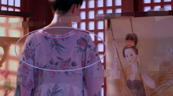 """Những """"sạn"""" tế nhị trong phim cổ trang kinh điển Trung Hoa - 3"""