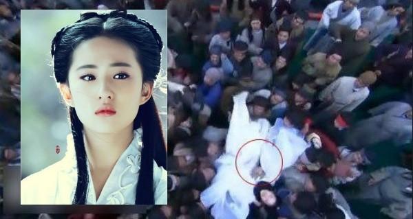 """Những """"sạn"""" tế nhị trong phim cổ trang kinh điển Trung Hoa - 6"""