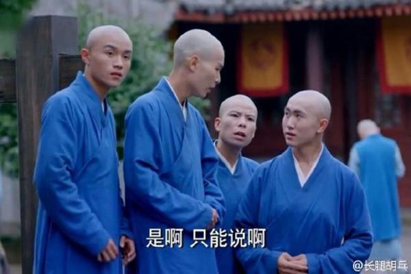 """Những """"sạn"""" tế nhị trong phim cổ trang kinh điển Trung Hoa - 5"""