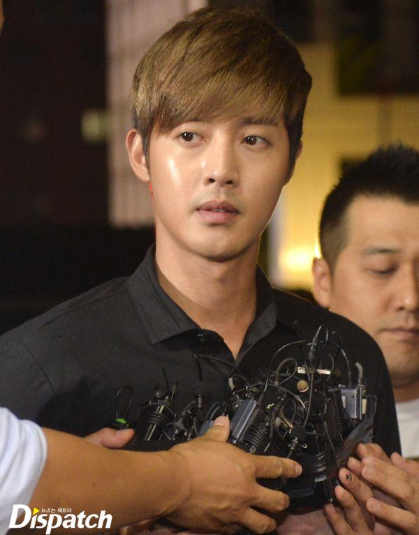 Kim Hyun Joong nhập ngũ khi con sắp chào đời - 1