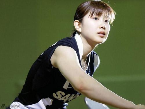 3 mỹ nữ thể thao nóng bỏng nhất Nhật Bản - 1