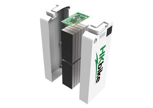 Khó tin xe điện chạy pin iPhone giá chỉ bằng xe chạy ắc quy - 2