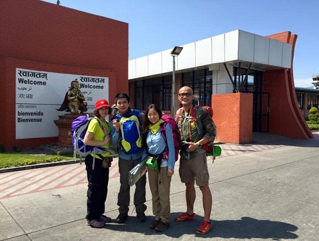 Tâm sự của đoàn leo núi người Việt trở về từ Nepal - 1