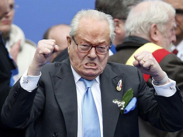 """Pháp: Thủ lĩnh cực hữu thân phát xít bị con gái """"phản bội"""" - 1"""