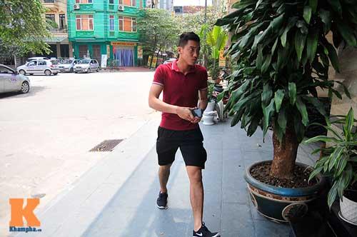 Cầu thủ U23 Việt Nam ngủ một nơi, ăn một nơi - 9