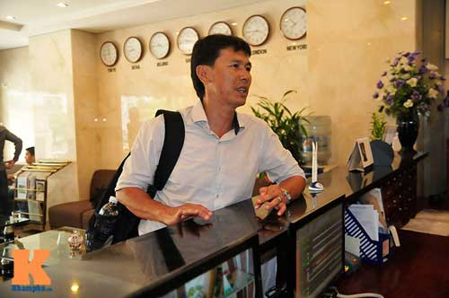 Cầu thủ U23 Việt Nam ngủ một nơi, ăn một nơi - 8