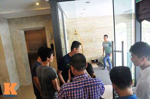 Cầu thủ U23 Việt Nam ngủ một nơi, ăn một nơi - 2