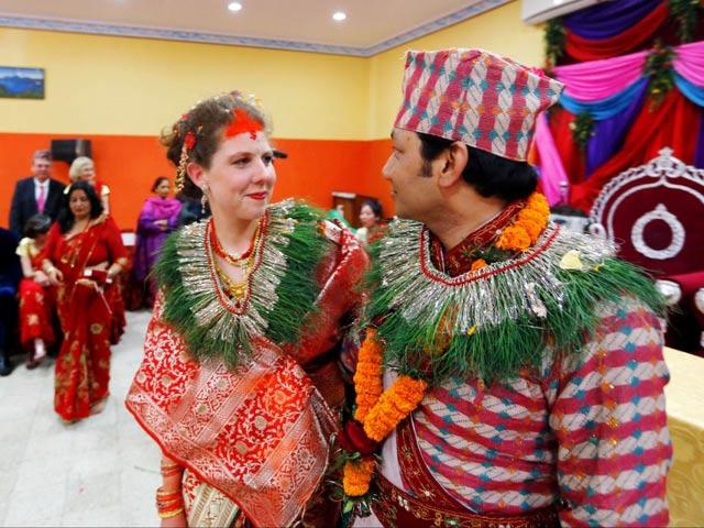 Nepal: Những đám cưới giữa lòng động đất kinh hoàng - 2