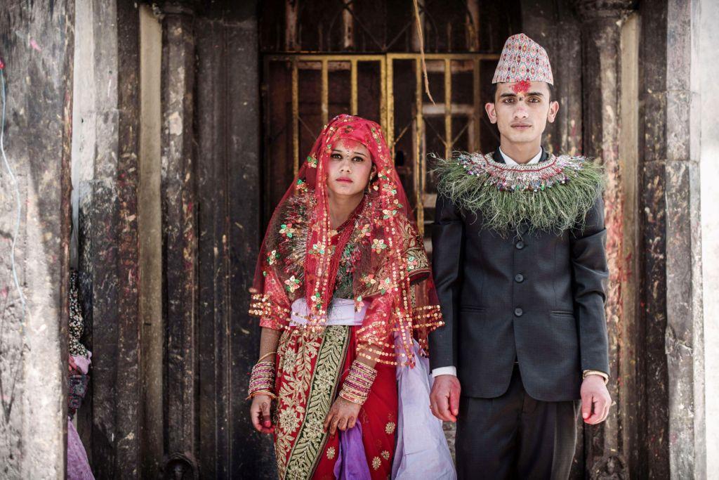 Nepal: Những đám cưới giữa lòng động đất kinh hoàng - 5