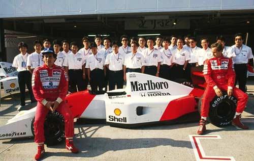 F1: McLaren và giấc mơ về thời hoàng kim - 1