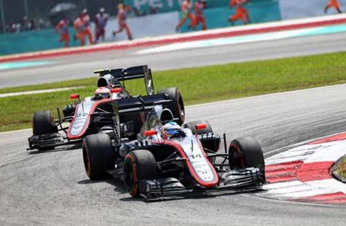F1: McLaren và giấc mơ về thời hoàng kim - 2