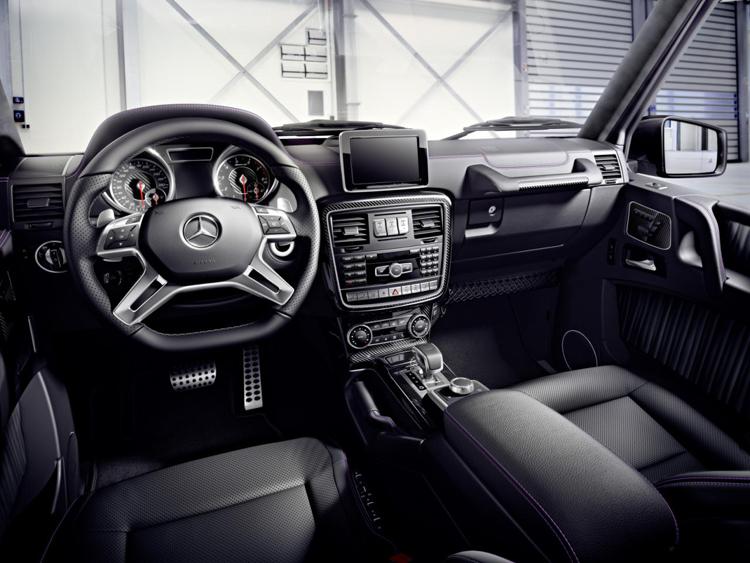 Những hình ảnh đầu tiên về mẫu Mercedes-Benz G-Class 2016 vừa được hãng xe Đức tiết lộ với nhiều thay đổi đáng giá.