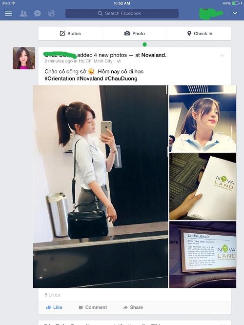 Cách ẩn mình trên Facebook khi dùng iPad - 1
