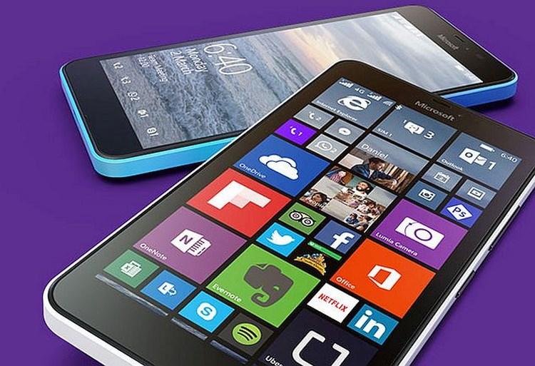 Rò rỉ bộ đôi smartphone cao cấp Lumia - 1