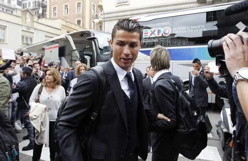 TRỰC TIẾP Juventus - Real: Tevez và Bale rời sân (KT) - 18