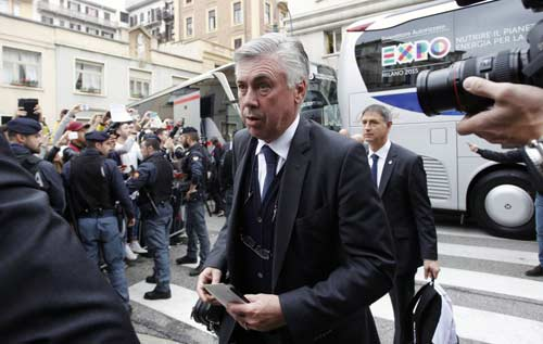 TRỰC TIẾP Juventus - Real: Tevez và Bale rời sân (KT) - 20