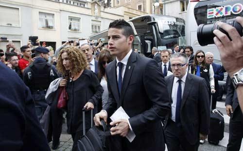 TRỰC TIẾP Juventus - Real: Tevez và Bale rời sân (KT) - 21