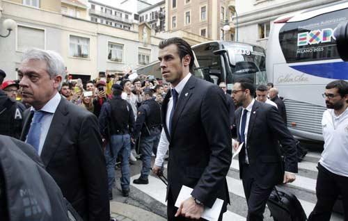 TRỰC TIẾP Juventus - Real: Tevez và Bale rời sân (KT) - 23