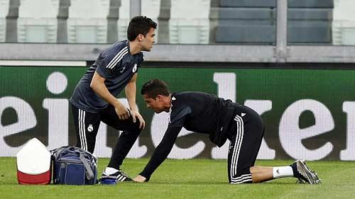 TRỰC TIẾP Juventus - Real: Tevez và Bale rời sân (KT) - 17